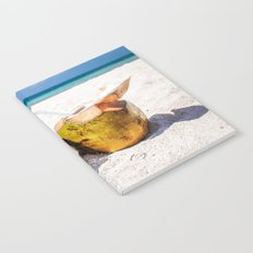 Coconut Rum Notebook