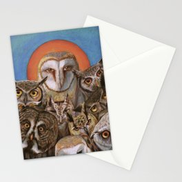 All the Crooked Saints Stationery Cards