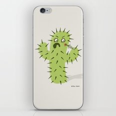 Infected Spine  iPhone & iPod Skin