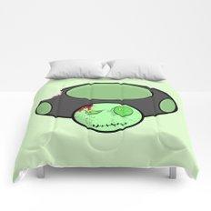 Zombie Toad Comforters