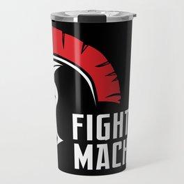 Fighting Machine 3 Travel Mug