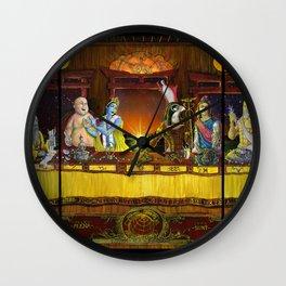 Pantheon Table Wall Clock