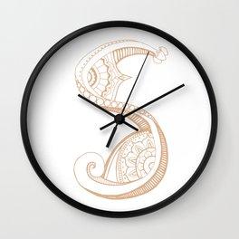 Fancy s Wall Clock