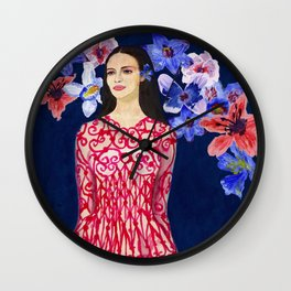 VALENTINO MOORISH LOVE Wall Clock