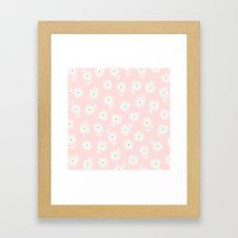 Daisy Missy Framed Art Print