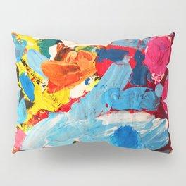 Painters' Splatter Pillow Sham