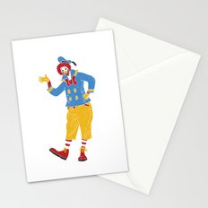 RonaldMcDonaldDuck Stationery Cards