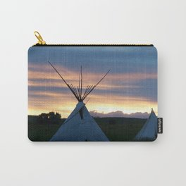 Teepee Dreams Carry-All Pouch