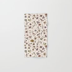 Botanical Study Hand & Bath Towel