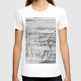 Grey city lights T-shirt