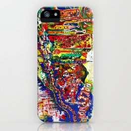 Hollywood Dreams iPhone Case