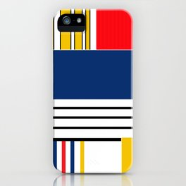 Abstract pattern . Credo . iPhone Case