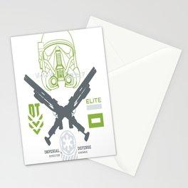 Elite Trooper Crossbones Stationery Cards