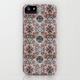Tiles Collection: Colombia iPhone Case