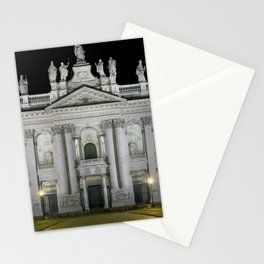 Archbasilica of Saint John Lateran, Rome, Italy Stationery Cards