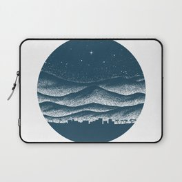 Bethlehem, Blue Laptop Sleeve