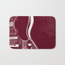SG Guitar - Angus Y. Bath Mat