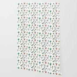 Houseplants Wallpaper