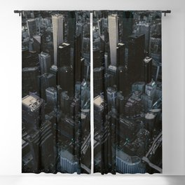 City Streets Blackout Curtain
