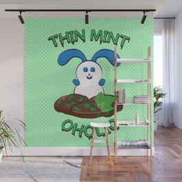 Ernest | Thinmintoholic Wall Mural