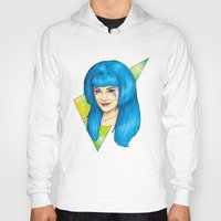 jem Hoodies featuring Aja - Jem and the Holograms by CatAstrophe