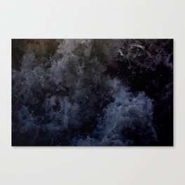 Acqua Nebulae 6 Canvas Print