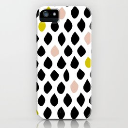 Dewdrops iPhone Case