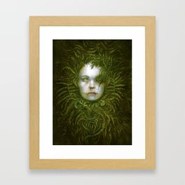 Bracken Framed Art Print