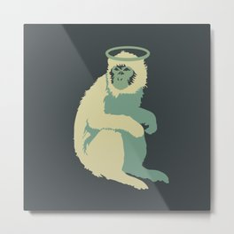 Pixies Doolittle Monkey Alternative Rock Design Metal Print