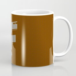 BOLD 'F' DROPCAP Coffee Mug