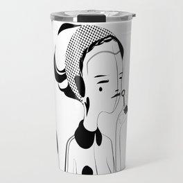 Breathe me - Emilie Record Travel Mug