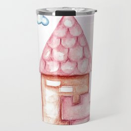 Unicorn Avalon Island Travel Mug