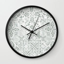 celtic mushroom Wall Clock