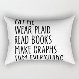 Classic Alice Life Rectangular Pillow