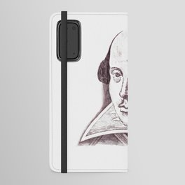 Shakespeare Android Wallet Case