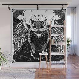 The Spirit of Night Wall Mural