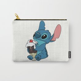 Stitch love ice cream Carry-All Pouch