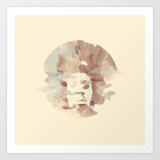 Black Power Art Print