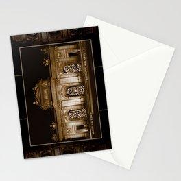 Alcalas Gate V iphone Stationery Cards