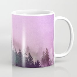 Misty Mountain Pass Coffee Mug