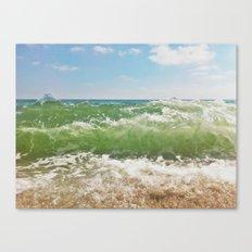 Salty ~ Canvas Print