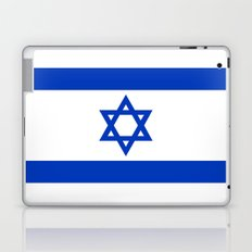 The National flag of the State of Israel Laptop & iPad Skin