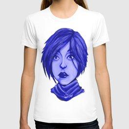 Blue Dreams. T-shirt