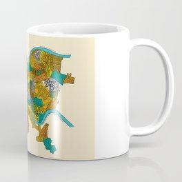 Pittsburgh Neighborhoods Coffee Mug