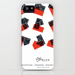 aireshops | Aire + Partners | Brand Book iPhone Case