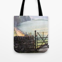 The Open Gate Tote Bag