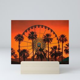 Ferris Wheel Mini Art Print