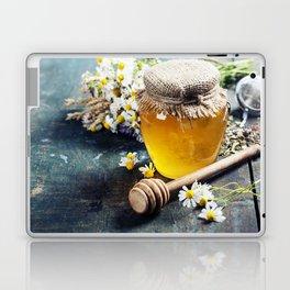 Honey and Herbal tea Laptop & iPad Skin