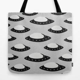 UFOs Incoming Tote Bag