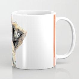 Live Work Pose Coffee Mug